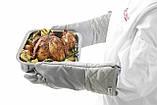 Рукавицы пекарские из стекловолокна Hendi  345 мм (2шт.), фото 2