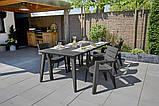 Комплект садових меблів  Ibiza Set with Lima - Melody Table (Keter), фото 9