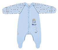 Комбинезон для новорожденного мальчика Smil р-р 62