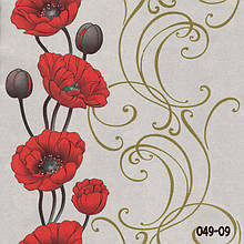 Шпалери паперові Ексклюзив 049-09