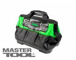 MasterTool  Сумка для инструментов 360*210*260 мм, 1680 DEN, 8 карманов, пластиковое дно, Арт.: 79-1914