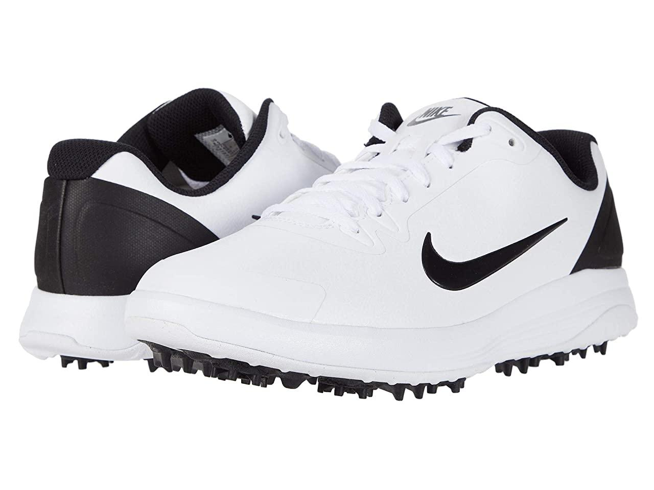 Кроссовки/Кеды (Оригинал) Nike Golf Nike Infinity G White/Black