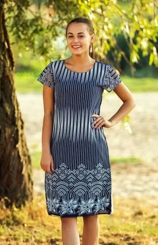 Красивое летнее платье Индия 19-8-А