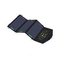 Складная солнечная зарядка Solar 15 Charger Черная (op759155968)