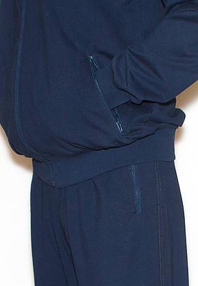 Чоловічий спортивний костюм трикотажний Avic 3966 (L-3XL), фото 3