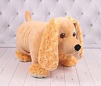 Подушка-складушка собачка Спаниель, детская подушка Спаниель