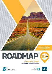 Roadmap A2+ Students' Book  with Online Practice