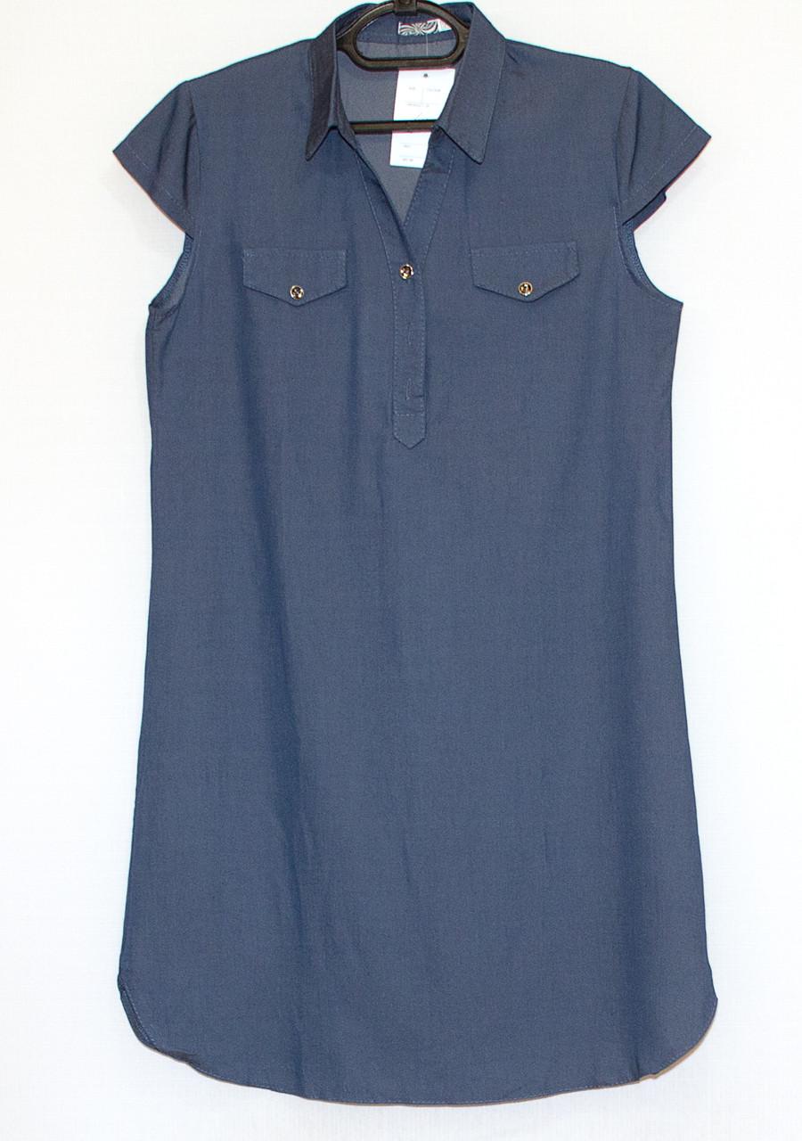 Плаття сорочка великий розмір (50-56)