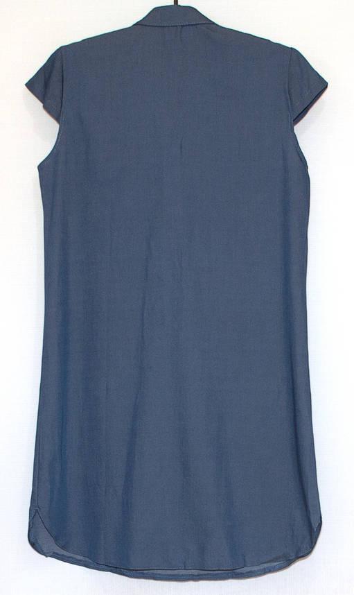 Плаття сорочка великий розмір (50-56), фото 2