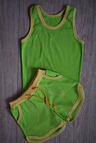 Комплект детский зеленый, фото 3