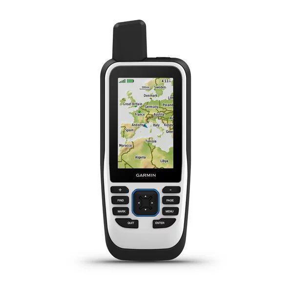 Морський портативний навігатор Garmin GPSMAP 86S