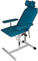 Кресло отоларингологическое (стул лор врача) КО-1 кресло медицинское Завет