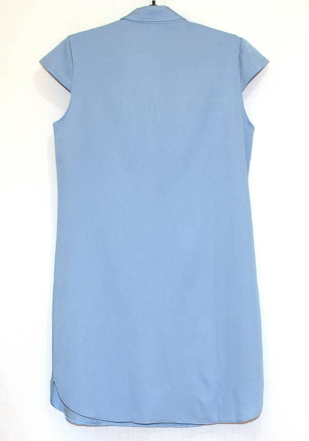 Плаття сорочка для повних жінок (52-56), фото 2