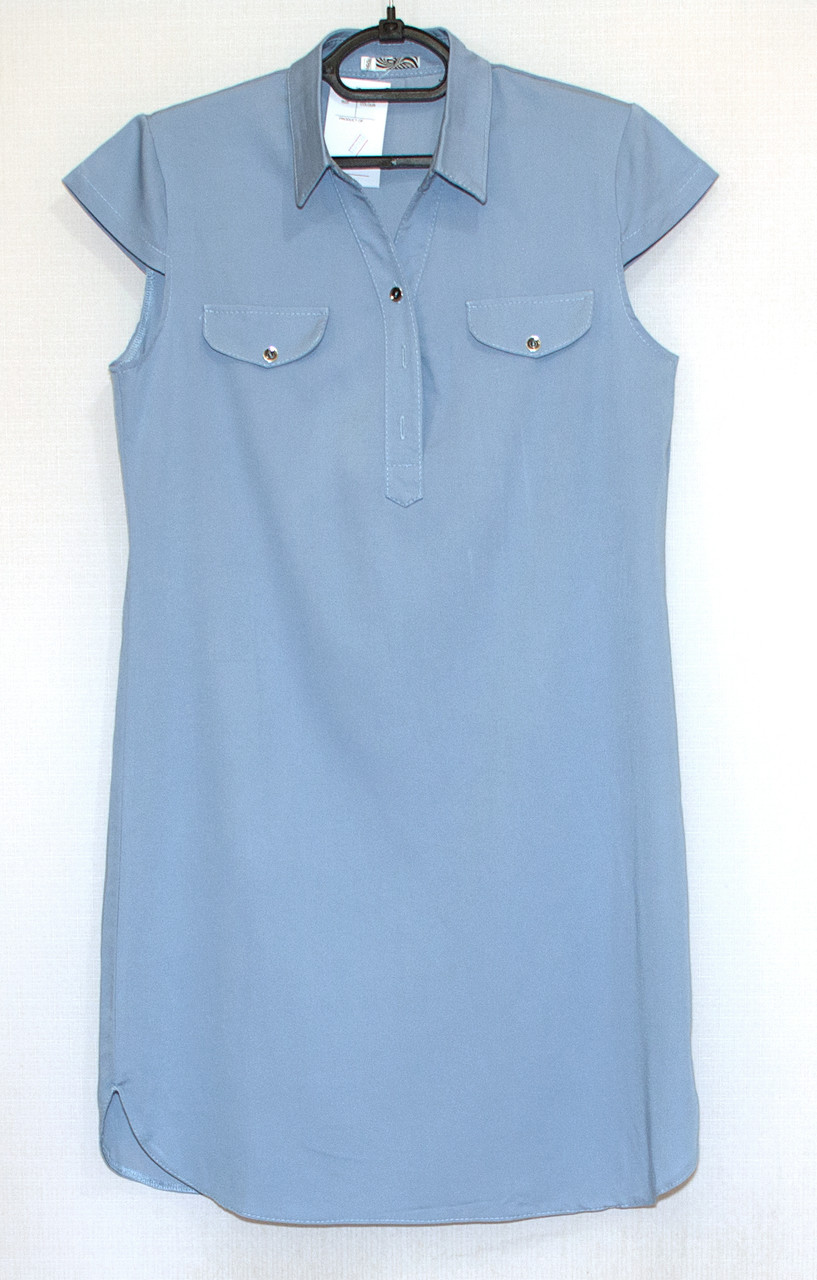 Плаття сорочка для повних жінок (52-56)