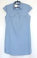 Плаття сорочка для повних жінок (50-56)