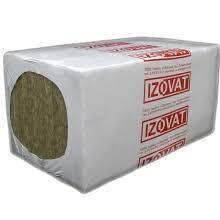 Плити теплоізоляційні Izovat 65 (65, 1000х 600х100- 5 шт.)