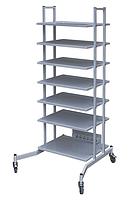 Стойка лапароскопическая, стойка для медицинских приборов, приборная стойка ЛАП-1 Завет