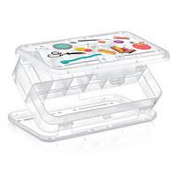Ирак Пластик Швейная коробка   Высококачественный пластик SA-180