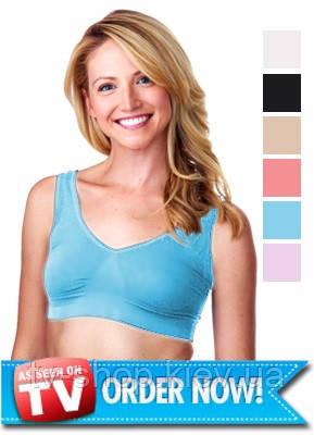 Бюстгальтер Comfortisse Bra цветные набор(3шт)