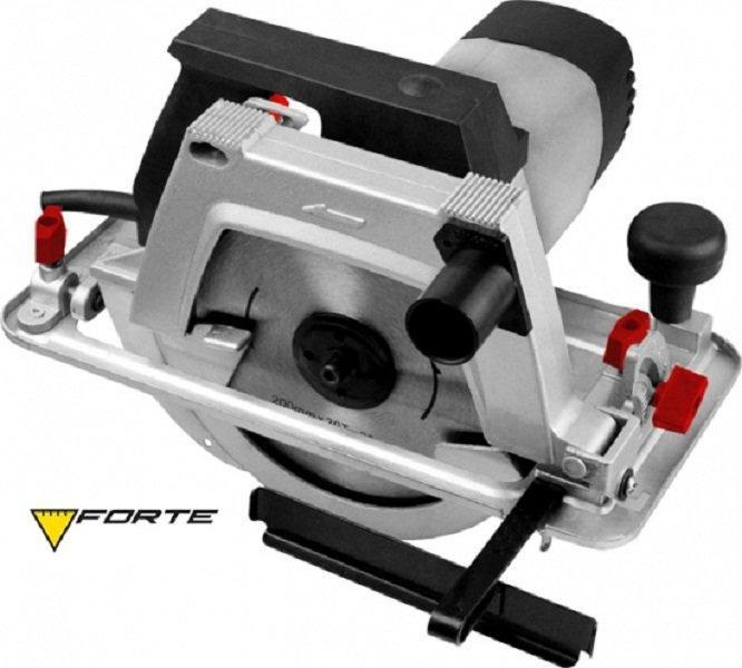 Пила дискова Forte CS 200 TS