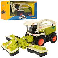 Комбайн игрушка AS-2139 АвтоСвіт, 36см