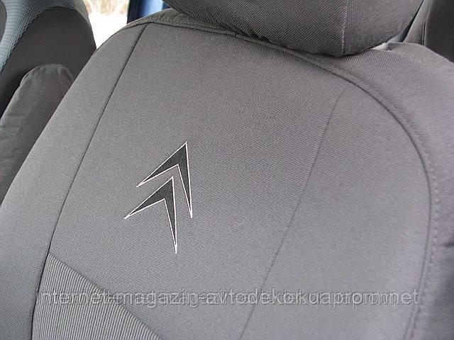 Чехлы фирм EMC Элегант для Citroen C3 Picasso 2009- г.