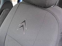 Чехлы фирм EMC Элегант для Citroen Jumpy 1+2 (передние) 2007- г.