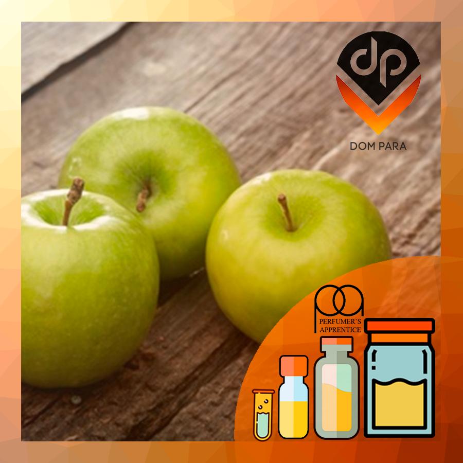 Ароматизатор TPA\TFA Apple (Tart Green Apple) | Яблоко (Тёрпкое зелёное яблоко)