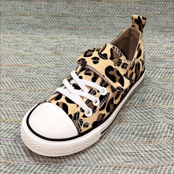 Леопардовые кеды на девочку размер 32 33 36