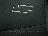 Чехлы фирм EMC Элегант для Chevrolet Aveo 2002-12 г. седан.