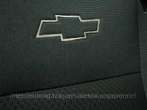 Чехлы на сиденья EMC Элегант для Chevrolet Aveo 2002-12 г. хэтчбек.