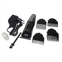 Машинка для стрижки волос Rozia HQ237 машинка аккумуляторная Rozia 237 машинка для стрижки бороды и усов