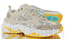 Женские кроссовки Nike M2K Tekno Desert Camo Shake, фото 3