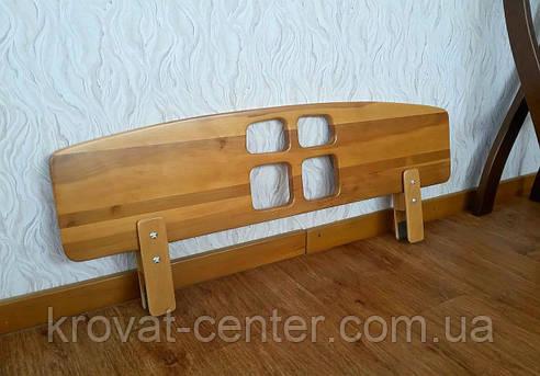 """Защитный барьер для кровати от производителя """"Домик"""" (цвет на выбор) 100 см., фото 2"""
