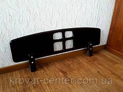 """Деревянный защитный барьер для кровати от производителя """"Домик"""" (цвет на выбор) 100 см., фото 3"""