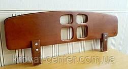 """Деревянный защитный барьер для кровати от производителя """"Домик"""" (цвет на выбор) 100 см., фото 2"""