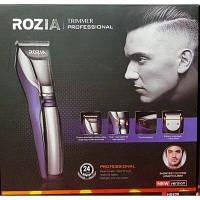 Машинка для стрижки волос Rozia HQ238 машинка аккумуляторная Rozia 238 машинка для стрижки бороды и усов