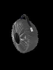 Чохол для коліс Coverbag Eco L сірий