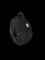 Чехол для колёс Coverbag Eco M черный