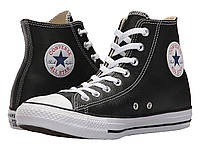 Кроссовки/Кеды Converse Chuck Taylor® All Star® Leather Hi Black