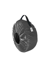 Чохол для коліс Coverbag Eco M сірий