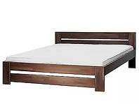 Кровать Ренн из массива дерева ольхи