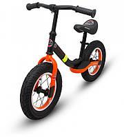 Детский Беговел Maraton CORSO - Велосипед без педалей Черный