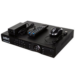Видеорегистратор NVR Green Vision GV-N-G005/16 1080P