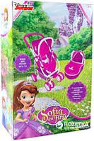 Коляска Disney - Sofia The First, 4в1 2 положення
