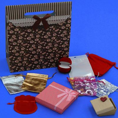 Декоративная упаковка