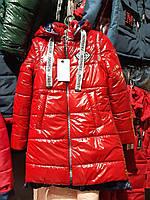 Весенняя куртка-жилетка для девочка