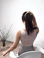Повседневное женское платье длиной миди, фото 2