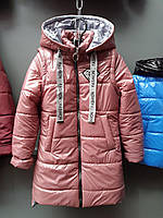 Весенняя куртка -жилетка для девочки