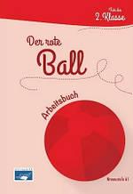 Der Rote Ball Arbeitsbuch / Тетрадь для детей